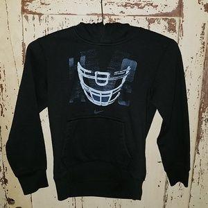 Boys Nike hooded sweatshirt 7